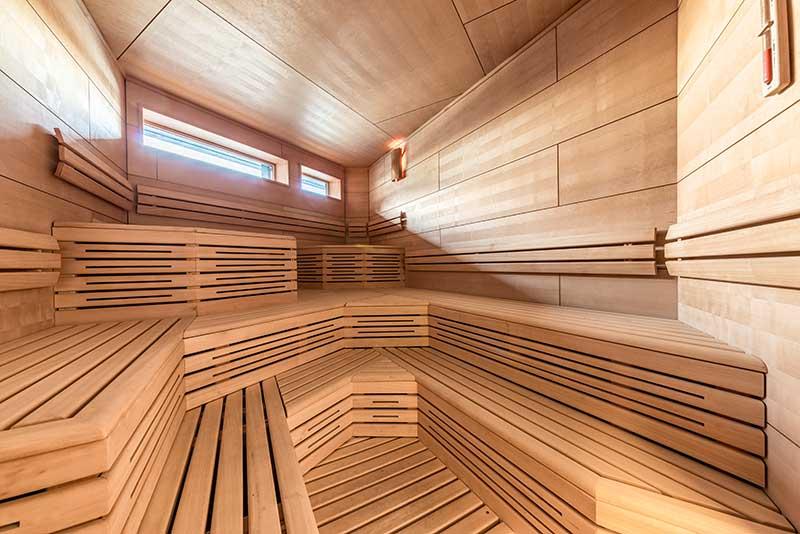 Zimmerei Hasenfratz - Referenzen - Sauna Schwarzwaldhotel