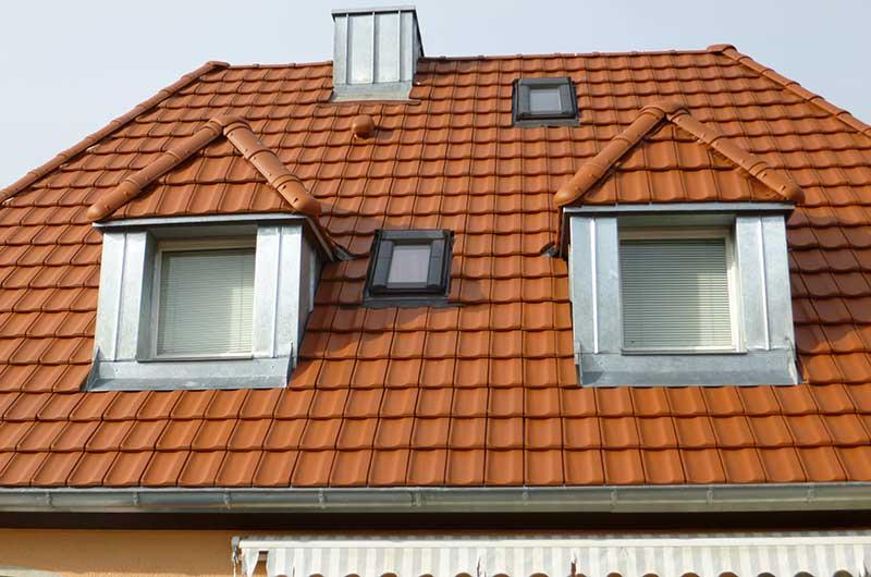 Zimmerei Hasenfratz - Referenzen - Dachsanierung