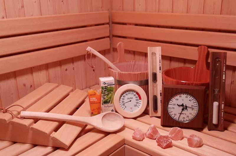 Zimmerei Hasenfratz - Saunazubehör