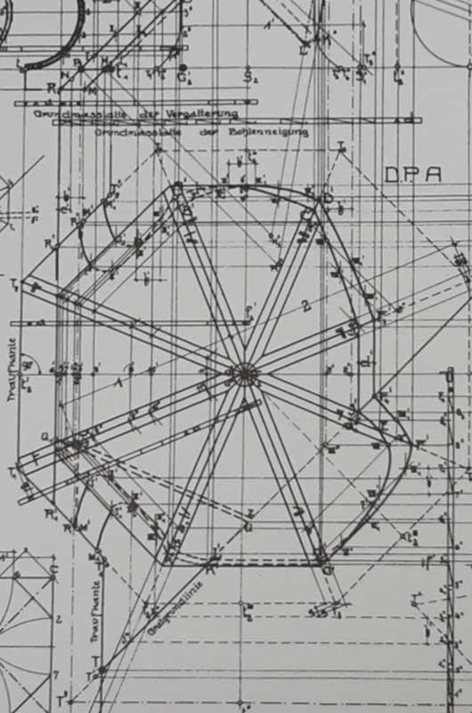Zimmerei Hasenfratz - Bauplan - Skizze